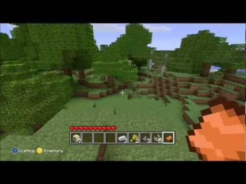 Minecraft Xbox Edition How To Get Saddle