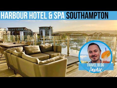 Harbour Hotel & Spa Southampton Tour | Deluxe Suite