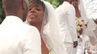 Kelly Rowland marries Tim Witherspoon in a secret ceremony in Costa Rica || EXCLUSIVE