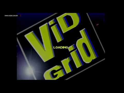 Vid Grid (gameplay) - Atari Jaguar CD - VGDB