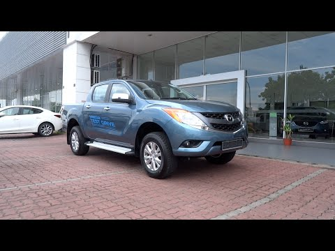 2014 Mazda BT-50 2.2 4X4 (Double Cab) Start-Up and Full Vehicle Tour