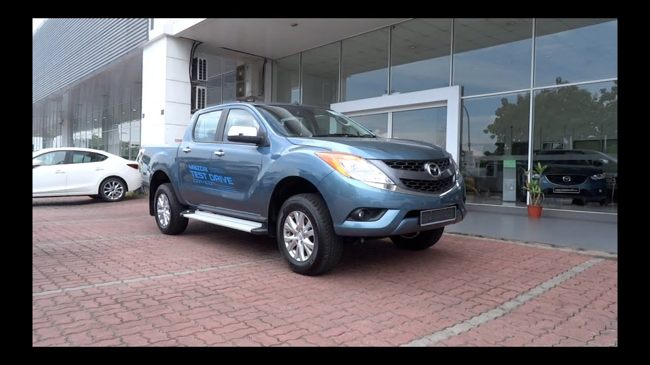 Mazda BT-50 Price in Malaysia - Reviews, Specs & 2019 promotions