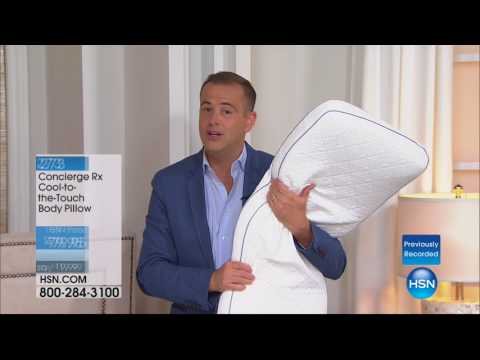 HSN | Concierge Collection RX Bedding 08.06.2017 - 05 AM