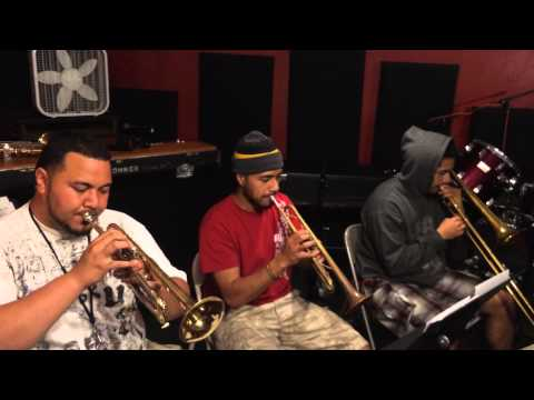 EPA H2O Horn section - Funk Musik