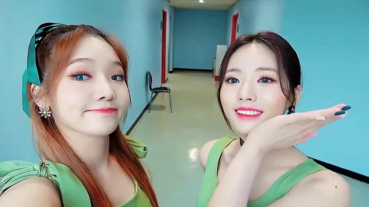 Fromis_9 WonSun (Jiwon&Jisun) Always with you