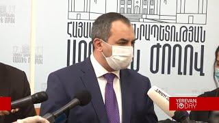 Ինչո՞ւ են Հրայր Թովմասյանին համարում ոչ լեգիտիմ, իսկ Ձեզ մեդալներ են տալիս․ Լրագրողը՝ Դավթյանին