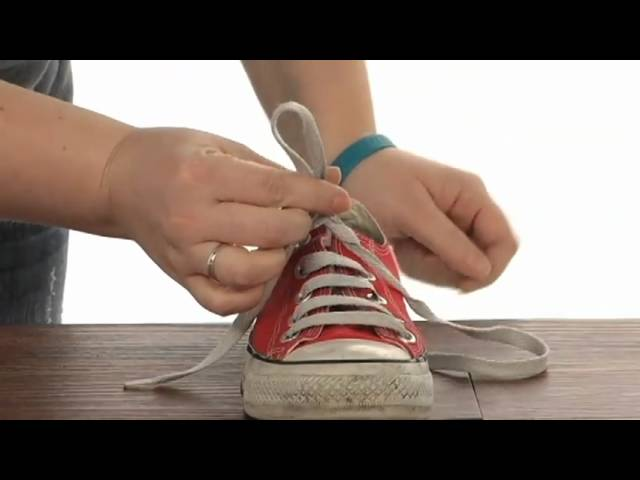 a371fab47db How To Tie Your Shoes - Lessons - Tes Teach