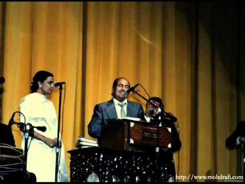 Sau Saal Pehlay   Muhammad Rafi Live Around the World with Krishna Mukherjee Low