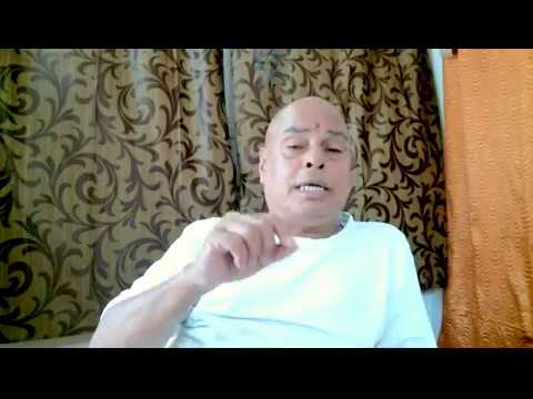 Tamil- Erode- Guruji explains on Sanyasi and a family man ? What is Kundalini energy?