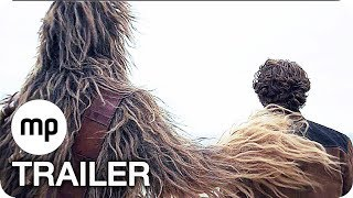 Solo: A Star Wars Story Trailer Teaser (2018)