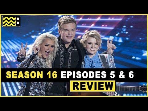 American Idol Season 16 Episodes 5 & 6 Review & Reaction | AfterBuzz TV