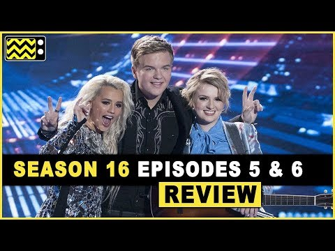American Idol Season 16 Episodes 5 & 6 Review & Reaction | AfterBuzz TV