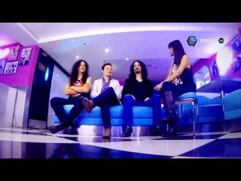 Entrevista en Supertónica, Canal Kmusic - Carlos Reyes & La Killer Band