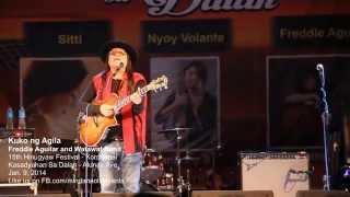 Freddie Aguilar Kuko ng Agila Live in Koronadal Hinugyaw Festival