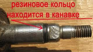№52 замена сальника насоса БЦМ (часть 5) БЦН водолей ремонт