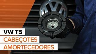 Guias de reparação e dicas úteis para VW TRANSPORTER