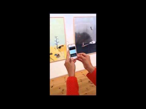 Audio guide Ljudguide Eskilstuna konstmuseum Museum of Art