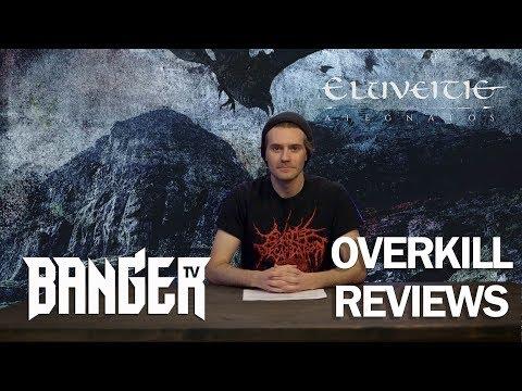 ELUVEITIE – Ategnatos Album Review | Overkill Reviews episode thumbnail