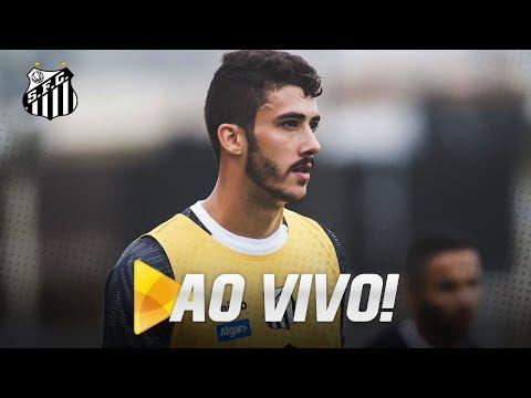 Gustavo Henrique | COLETIVA AO VIVO (13/07/18)