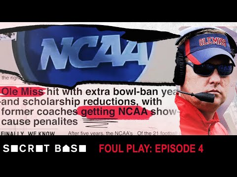 Foul Play: The NCAA punishes Ole Miss and avoids fully addressing recruiting's underground economy