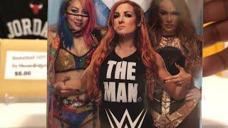 Cheap Rips. Topps WWE Women's Division 2019 blaster. The baddest woman...
