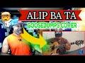 ALIP BA TA  Goosebumps theme song Fingerstyle Cover  #alipers - Producer Reaction