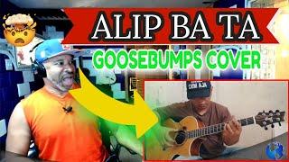 ALIP BA TA Goosebumps theme song (Fingerstyle) Cover #alipers - Producer Reaction