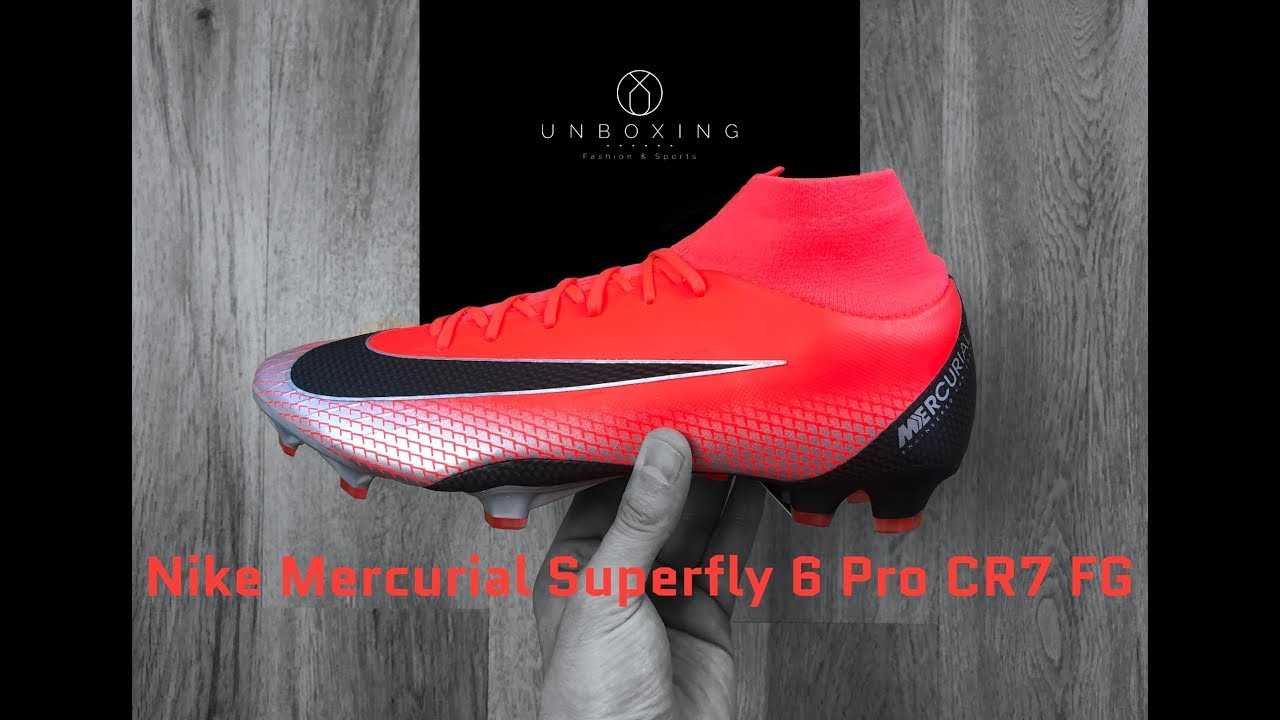 838473d311c6 Nike Mercurial Superfly 6 Pro CR7 FG  Built on dreams