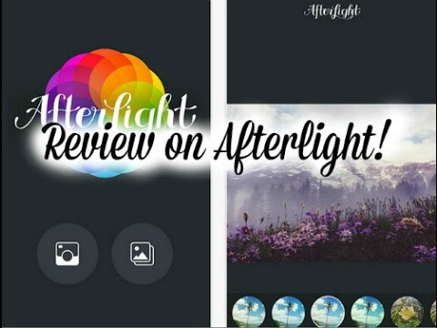 App Review on Afterlight