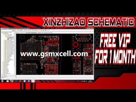 VIP XinZhiZao Scematic Tool For 1 Month FREEE!!!