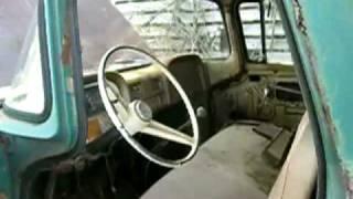 Forgotten Grain Truck