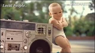 baby dance on oh ho ho ho song