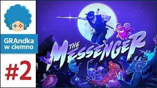 The Messenger PL #2 | Ten boss potrzebuje terapii :D