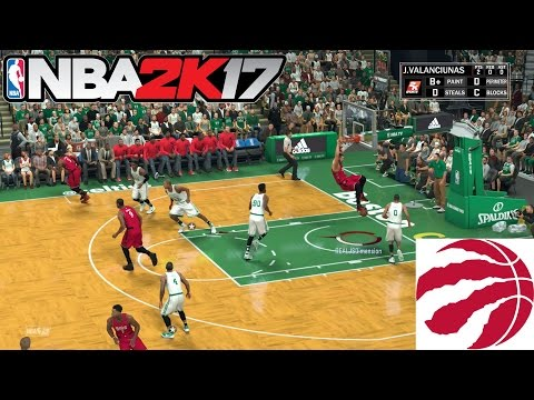 NBA 2K17 Play Now Online Episode 23 Atlantic Division Rivalry