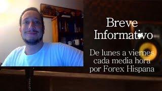 Breve Informativo - Noticias Forex del 15 de Marzo 2019