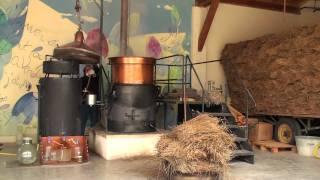 Ardèche - Musee de la Lavande