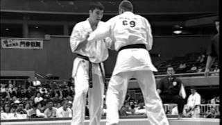 36 Чемпионат Японии. Макс Дедик - Дармен Садвокасов