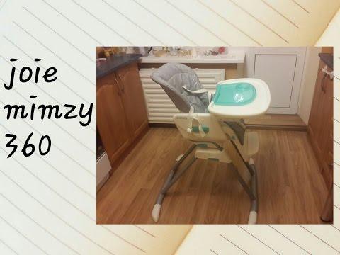 Joie Mimzy 360. Стульчик с рождения.