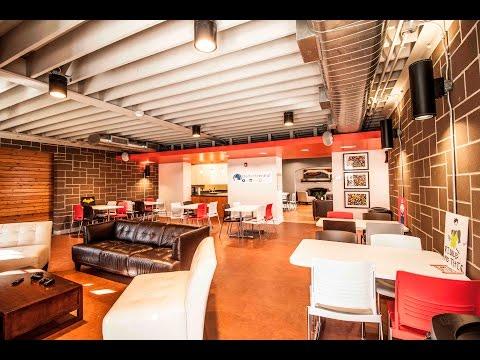 Central Presbyterian Student Center Tour - Core10 Architecture