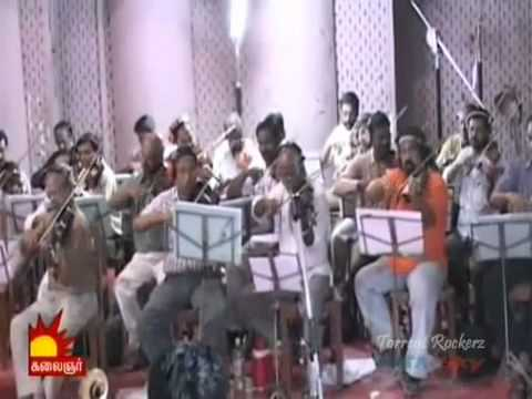 Making-of-Naan-Kadavul-BGM.flv