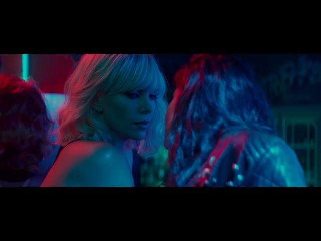 Atomic Blonde - Official Red Band Trailer