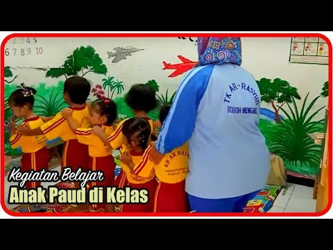 Anak Paud Belajar di Kelas PG dan TK ✿ Daily Playgroup School Learning Indonesia - Hana Family
