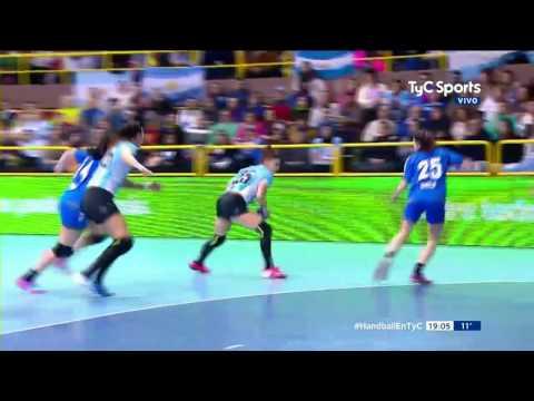 Show De Goles: Argentina 26 - Chile 19