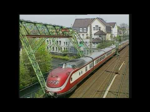 TEE Trans Europa Express VT115 German Version