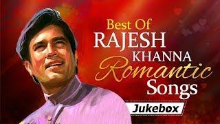 Rajesh Khanna Romantic Songs (HD) - JUKEBOX - Bollywood Evergreen Romantic Songs
