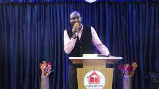 Building on the Right Foundation A with Pastor Rex Orji