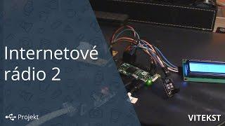 [Projekt] Internetové rádio s Raspberry Pi Zero