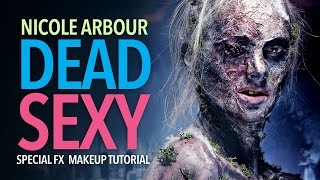 Dead sexy tutorial with Nicole Arbour