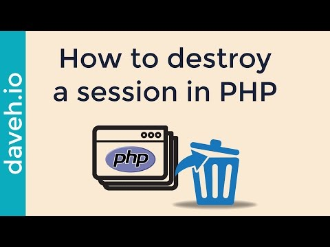 Sessions In PHP: Completely Destroy A Session, Even Without Closing The Browser