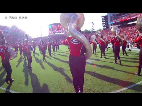 My Athens: The University of Georgia Redcoat Marching Band